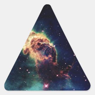 Beautiful Space Nebula Stickers
