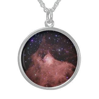 Beautiful space pendants