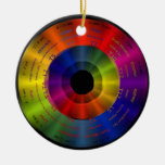Beautiful Spectrum; daily healthy reminder Ornament