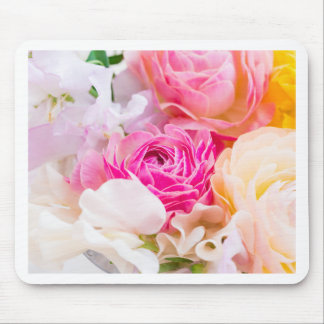 beautiful spring bouquet for mothers day mouse pad