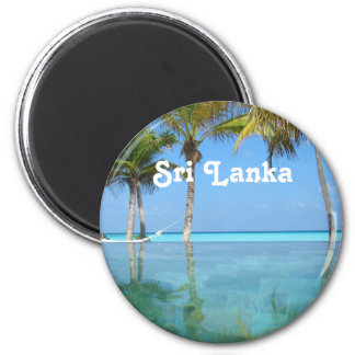Beautiful Sri Lanka Magnet