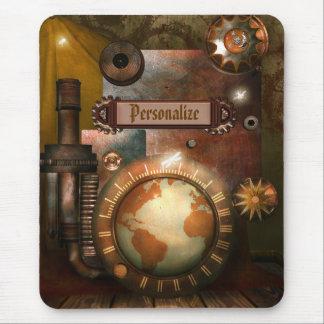 Beautiful Steampunk Personalized Mousepad