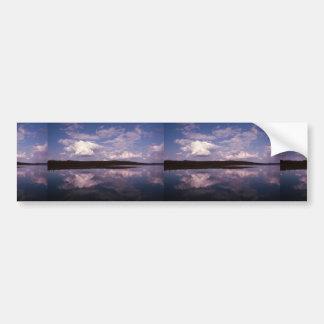 Beautiful Stratocumulus Car Bumper Sticker