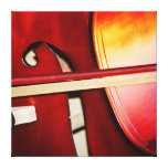 Beautiful Strings Canvas Prints