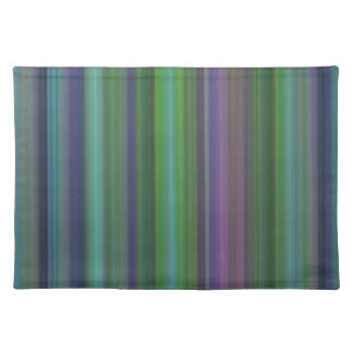 Beautiful Stripes Cloth Placemat