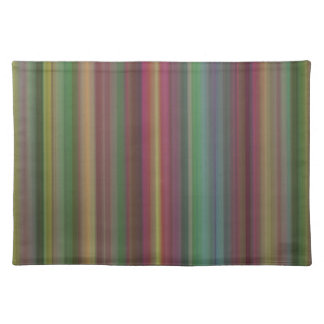 Beautiful Stripes Placemat