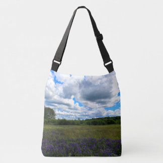 Beautiful Summer Afternoon 2016 Crossbody Bag