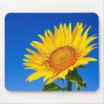 Beautiful Sunflower Mouse Mat