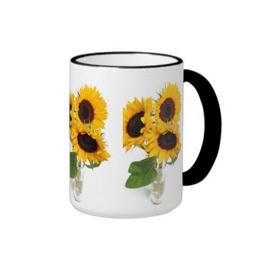 Beautiful Sunflowers Coffee Cup Mug Zazzle