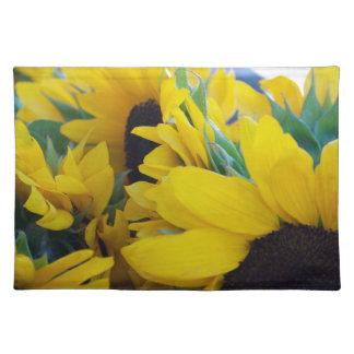 Beautiful Sunflowers Placemat