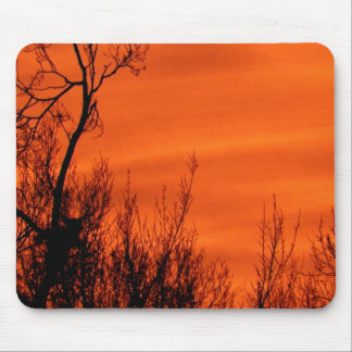 Beautiful Sunrise Picture Photography Mouse Pad