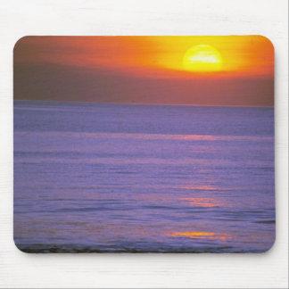 Beautiful Sunset: Bali, Indonesia Mouse Pad