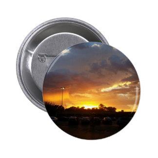 Beautiful Sunset Pinback Buttons