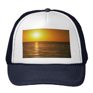 Beautiful Sunset: Cardiff-By-The-Sea, California Trucker Hat