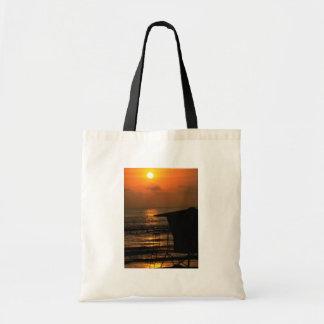 Beautiful Sunset Carlsbad California Tote Bag