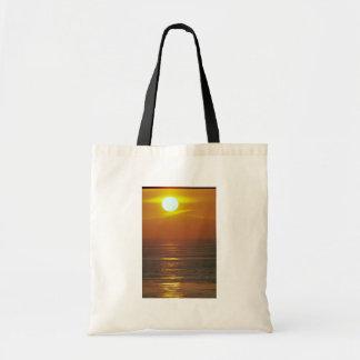 Beautiful Sunset: Encintas, California Tote Bag