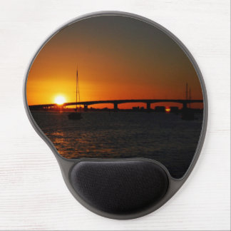 Beautiful Sunset Gel Mouse Pad