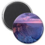 Beautiful Sunset: Grand Canyon, Arizona Fridge Magnet