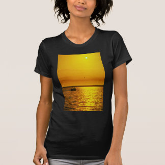 Beautiful Sunset: Hollster Ranch, Cojo Point, Cali Shirts