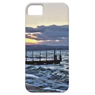 Beautiful Sunset in Montego Bay, Jamaica iPhone SE/5/5s Case