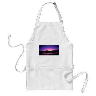 Beautiful Sunset: Lake Mead, Nevada Apron