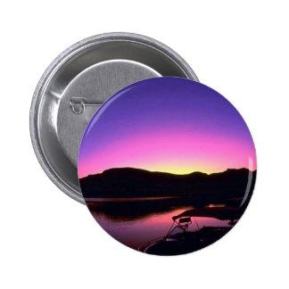 Beautiful Sunset: Lake Mead, Nevada Pin