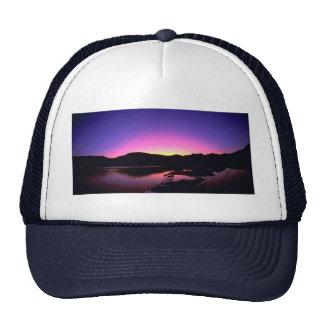 Beautiful Sunset: Lake Mead, Nevada Trucker Hat