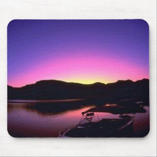 Beautiful Sunset: Lake Mead, Nevada Mouse Pads