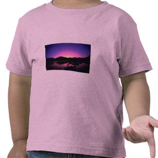 Beautiful Sunset: Lake Mead, Nevada Shirts