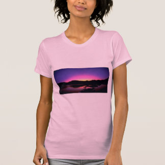 Beautiful Sunset: Lake Mead, Nevada Tees