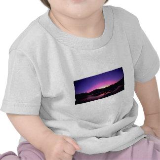 Beautiful Sunset: Lake Mead, Nevada T Shirts