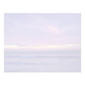 Beautiful Sunset: Mission Beach, San Diego, Califo Letterhead