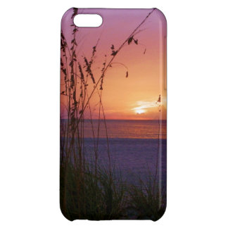 Beautiful sunset on beach on Iphone Case iPhone 5C Cases