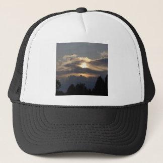 Beautiful sunset on the Blue Ridge Parkway! Trucker Hat
