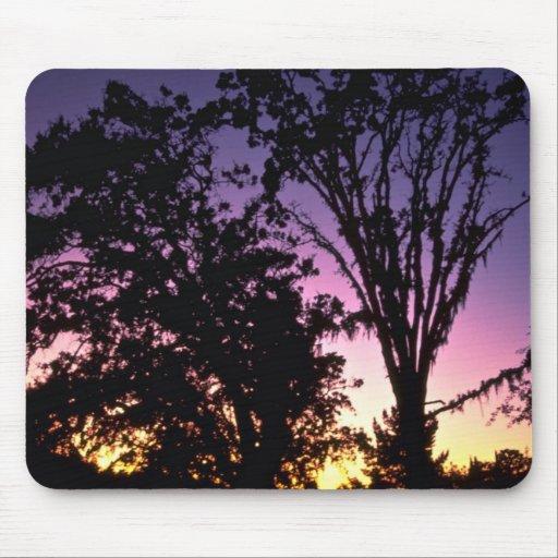 Beautiful Sunset: Peteluma, California Mouse Pad