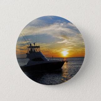 Beautiful Sunset Pinback Button