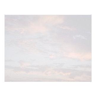 Beautiful Sunset: San Diego, California Letterhead