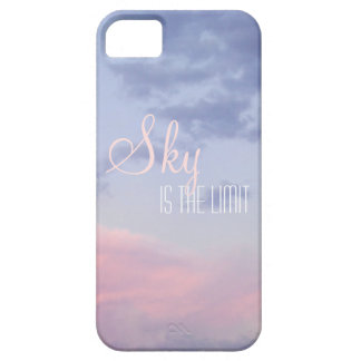 Beautiful sunset sky violet clouds iphone 5 marrie iPhone SE/5/5s case