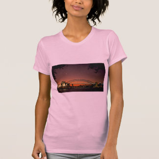 Beautiful Sunset: Sunset at Sydney Harbor, Sydney, Tee Shirt