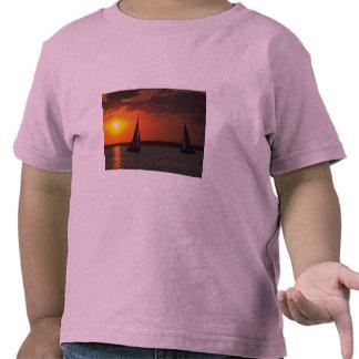 Beautiful Sunset: Sunset Sailers Shirt