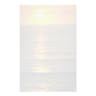 Beautiful Sunset: Swami's Encintas, California Stationery Paper