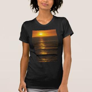 Beautiful Sunset: Swami's Encintas, California T-shirts