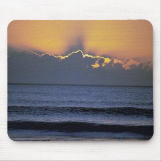 Beautiful Sunset: Virginia Beach, Virginia Mouse Pad