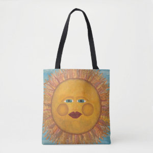 Beautiful Sunshine Tote Bag