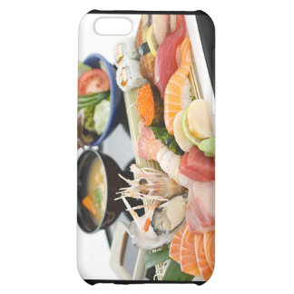 Beautiful Sushi (Mix) Plate Gifts Cards Etc iPhone 5C Covers