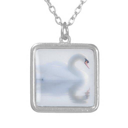Beautiful Swan Necklace