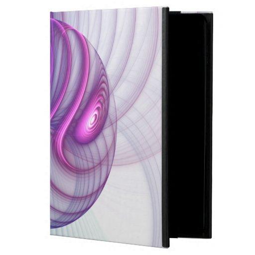 Beautiful Swing Modern Abstract Fractal Art Pink Powis iPad Air 2 Case