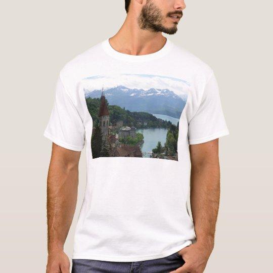 Beautiful Swiss Landscape T-Shirt