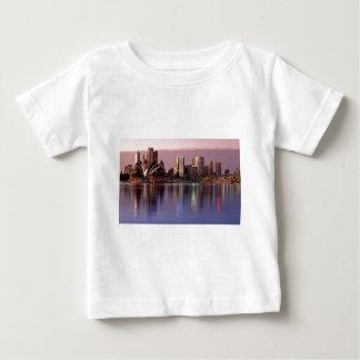 Beautiful Sydney Skyline Baby T-Shirt