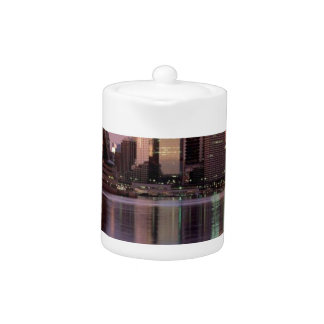Beautiful Sydney Skyline Teapot